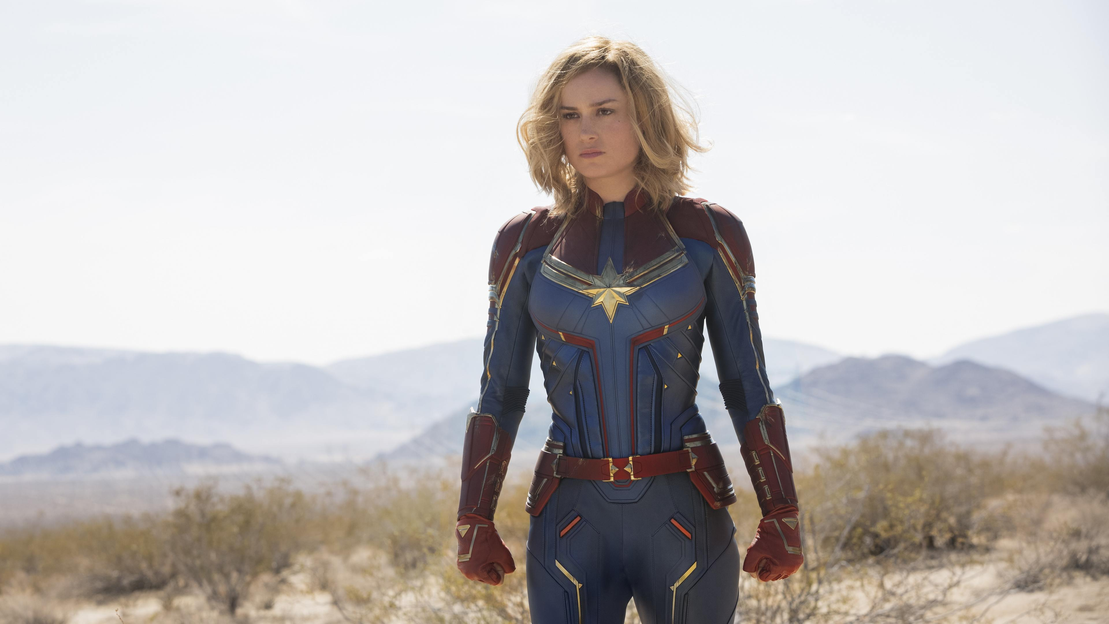 Captain Marvel Ushers in a New Genre