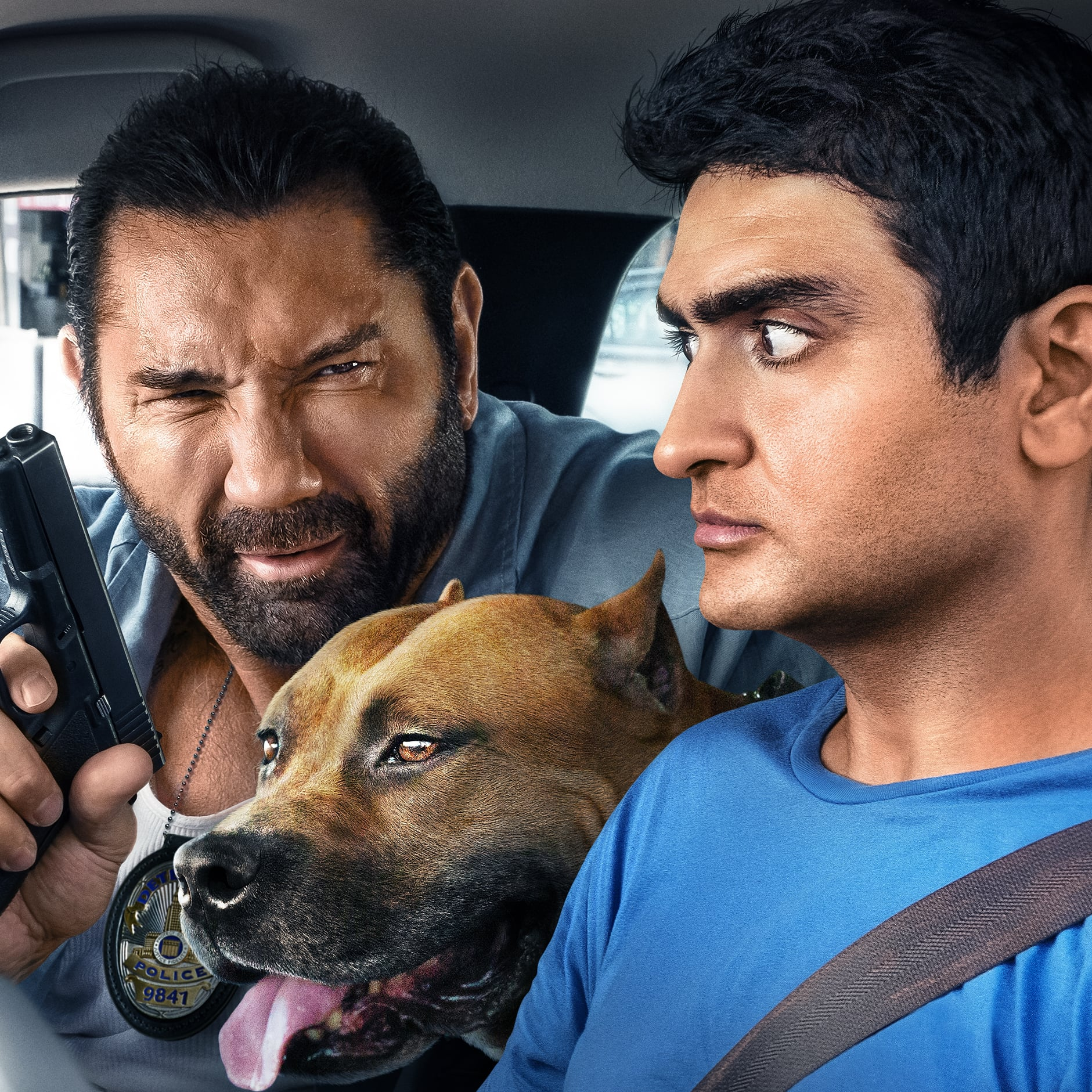 Stuber is One Silly Good Odd Couple Comedy
